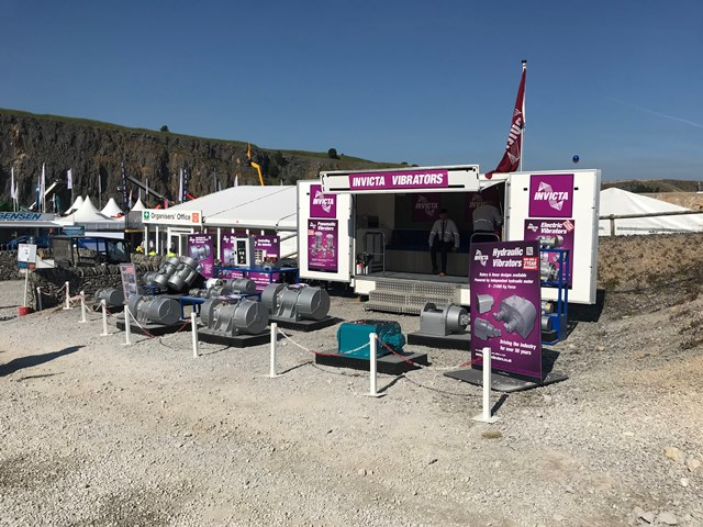 Invicta at Hillhead 2018