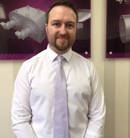 Iain McGhie - Sales Manager